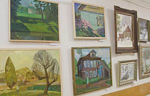 Закрытие выставки «Пленэр педагогов-художников 2017»