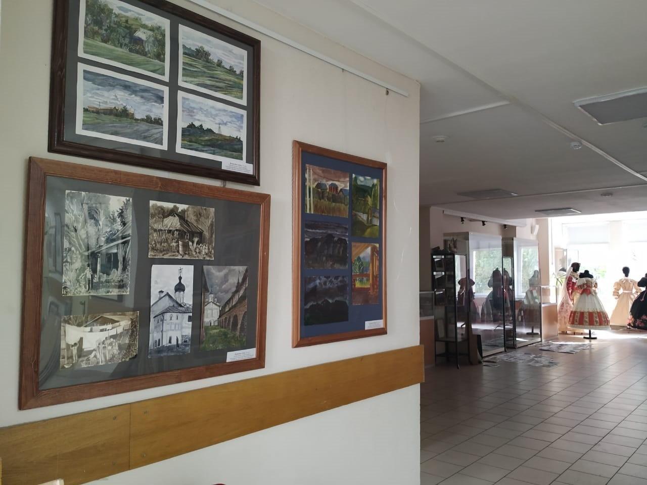 "Выставка "" Пленэр 2019"""