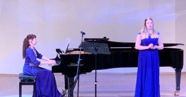 Участие в ежегодном окружном концерте концертмейстеров ВАО-2