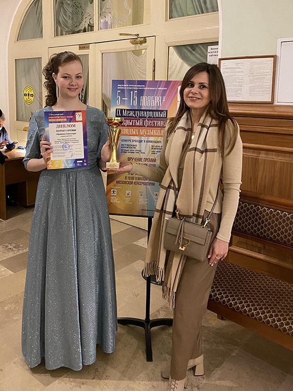 """Фестиваль-конкурс молодых музыкантов """"VIVAT MUSICA!"""""""
