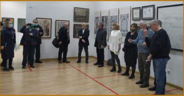 Выставки с участием преподавателей художественного отделения