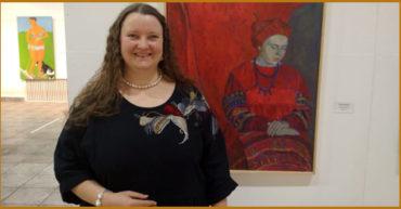 """Выставка """"Образ женщины в живописи и скульптуре"""""""