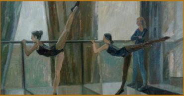 Выставка картин «Москва театральная»