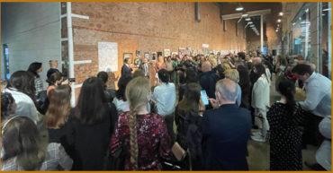 "Выставка ""Mosca-Roma. 2020. Riflessi"" / «Москва-Рим. 2020. Отражение"""