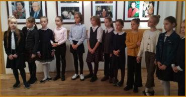 Школьный музей Г. П. Вишневской