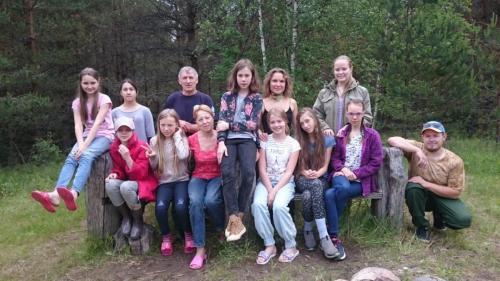 Поездка на биостанцию «Чистый лес»