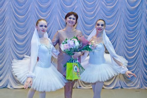 Отчетный концерт хореографического отделения 2018