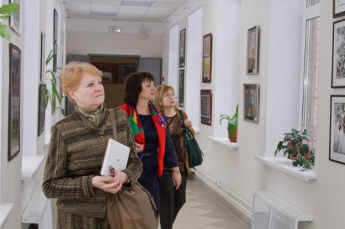 Пленэр педагогов-художников  2017